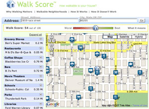 www.walkscore.com screenshot