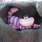 Who doesn't love the Cheshire cat?