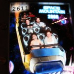 Cheap picture of a space mountain picture