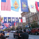 State Flags over Larimer Square II