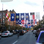 State Flags over Larimer Square III
