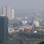 Universal Studios as seen from Mulholland Drive