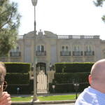 The mansion from Get Shorty
